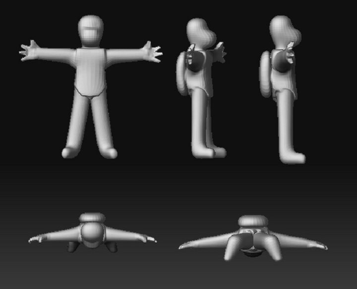 3D Modeling using Pixologic ZBrush. 2010.